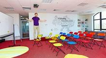 Фотообзор: компании приглашают гостей, или где провести IТ-мероприятие? Днепропетровск, Одесса, Херсон