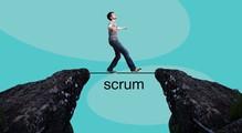 Менеджмент Scrum-проекта: неслишкомли часто мыотступаем отправил