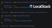 Разворачиваем AWS для разработки локально набазе LocalStack