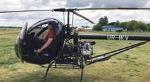 DOU Hobby: управление вертолетом— адреналин иполная свобода передвижений