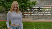 Українська розробниця— про стажування вTwitter ігрант $300 тисяч нанавчання вамериканському коледжі