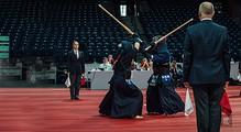 DOU Hobby: кэндо— японское фехтование набамбуковых мечах