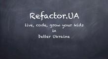 Проект Refactor.UA: рефакторимо Україну разом
