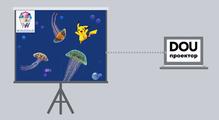 DOU Проектор: Meduzzza— онлайн игра, созданная порецепту успеха мобильной казуалки