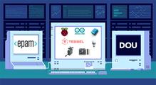 DOU Labs: как мыстроим умный дом вEPAM Garage Kiev