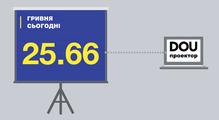 DOU Проектор: Якмистворили Hryvna Today— сайт про курс валют