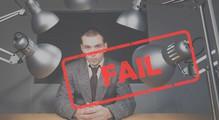 Fail review: неудачные собеседования