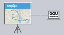 DOU Проектор: easy2go— поиск попутчиков поКиеву