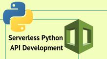 Розробка APIна Python ізServerless