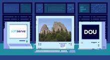 DOU Labs: якSoftServe розробила додаток доповненої реальності Tustan ARдля візуалізації зниклої фортеці