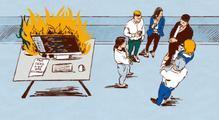 Период полураспада программиста, или Боремся спрофессиональным выгоранием