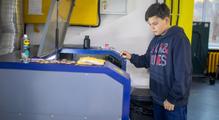 Якзмінювати середню освіту. Досвід інжинірингової школи Brobots