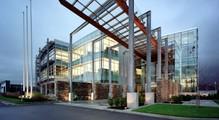 Современные офисные городки впарковой зоне— мечта или реальность?