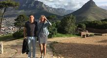 Влюбиться вАфрику: пара украинских программистов— орелокации ижизни вКейптауне
