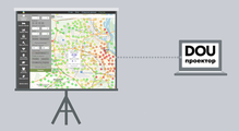 DOU Проектор: CityScale— підбір житла заумовами розташування