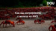 Как мымигрировали сжелеза наAWS: проблемы ирешения