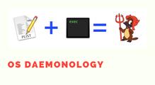 OSDaemonology: виды, преимущества, подводные камни