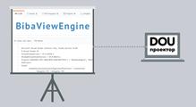 DOU Проектор: BibaViewEngine— двіжок на .NET Core2.0 для створення динамічних сайтів