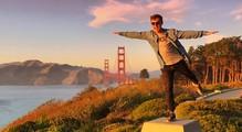 Дизайнер Павел Грозян: «ВСан-Франциско иДолине тыможешь зарабатывать столько, сколько захочешь»