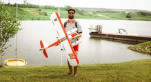DOU Hobby: авіамоделювання— від розробки моделі літака дозапуску унебо
