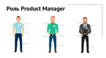 Роль Product Manager наразных этапах развития проекта