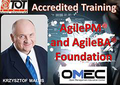 "Accredited training ""AgilePM® and AgileBA® Foundation"""