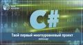Вебинар по C#-разработке «Твой первый многоуровневый проект»
