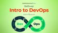 Вебінар: Intro to DevOps