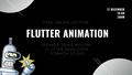 "Безкоштовна онлайн-лекція ""Flutter animations"""
