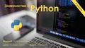 """Бесплатный вебинар """"Знакомство с Python"""""""