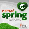 Бесплатное обучение по курсу Spring