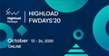 Онлайн-конференція Highload fwdays'20