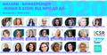 """Онлайн-конференція """"Жінки в STEM: від мрії до дії!"""""""
