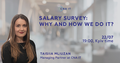 """Вебінар """"Salary Survey: why and how we do it?"""""""