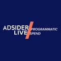 Adsider LIVE / Programmatic Spend — Конференція для маркетологів та спеціалістів з медіабаїнгу