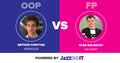 JDI Battle №2: Object-oriented programming (OOP) vs Functional programming (FP)