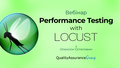 Вебінар: Performance Testing with Locust
