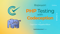 Воркшоп: PHP Testing with Codeception