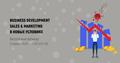 "Вебинар ""Business Development Sales & Marketing в новых условиях"""