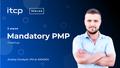 "Митап ""Mandatory PMP"""