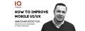"""Лекция """"How to improve mobile UI/UX"""""""