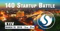 140 Startup Battle