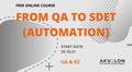 """Онлайн-курс """"From QA to SDET (Automation)"""""""