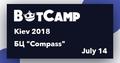 [Отменено] Конференция BotCamp Kiev 2018