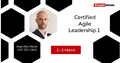 Certified Agile Leadership 1 class