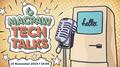 MacPaw Tech Talk #4 –Front end
