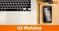 QA Workshop: Тестирование от A до Я?