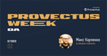 Provectus Week. Day 3. QA