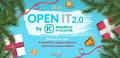 """Воркшоп """"У Новий рік з новою роботою: терпіти не можна змінити"""" - Open IT 2.0"""