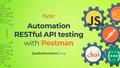 Курс: Automation RESTful API testing with Postman